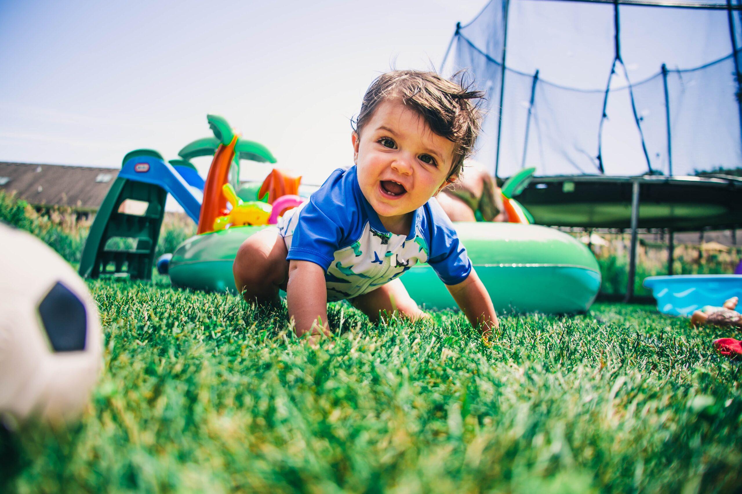 子供の運動神経を良くする方法