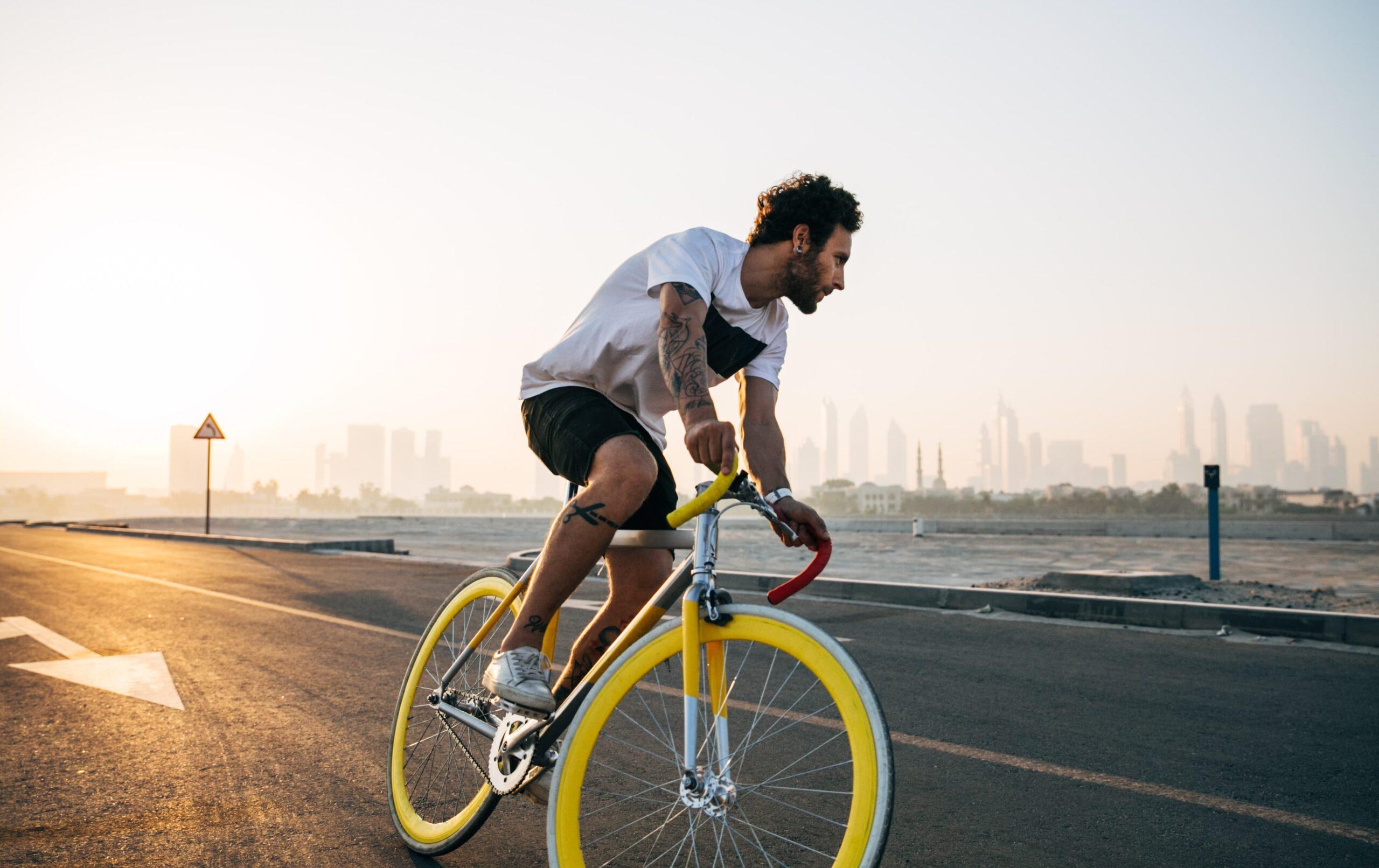 自転車トレーニングだけでも良い